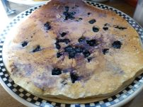 Blueberry Pancakes, Lincoln, Nebraska