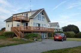 My home away from home at Fogland Beach, Tiverton, Rhode Island