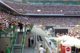 Lo Stadio...