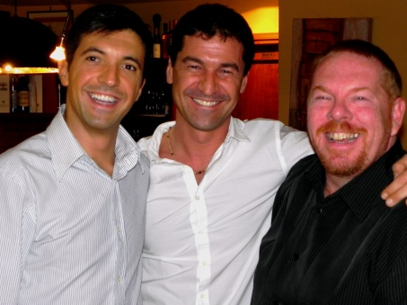 Daniele, Enrico e Mio