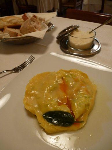 Signora Camerucci's Specialty Pasta: Tortello