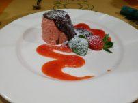Strawberry Budino