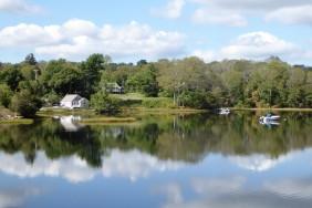 Head of the Westport River