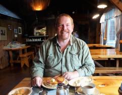 Pancakes at Gould's