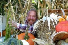A scarecrow?