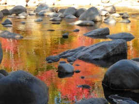 Reflections #2, Swift River, NH