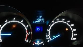 Negative 17 Celsuius or 1 degree above zero in Farenheit....