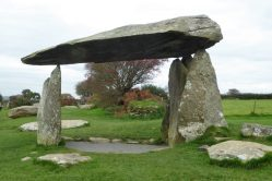 Peltre Ifan, a burial site dating back to 3,500 BC
