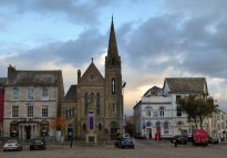 Castle Square, Caernafon