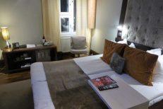 My cozy room at Hotel Klaus K, Helsinki