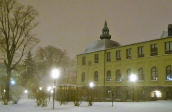 The Helsinki History Museum Building