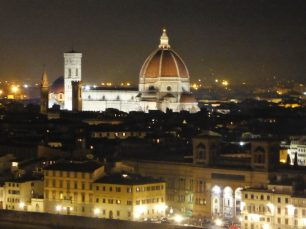 The magic of Firenze by Night