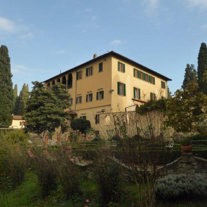 Villa of the Screaming Child