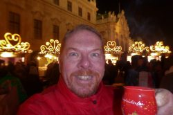 The effects of Gluhwein!