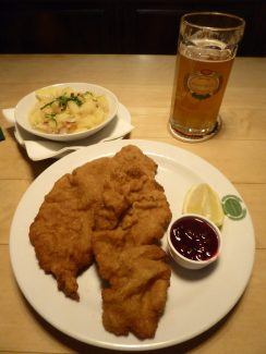 The best Wienerschnitzel in Vienna