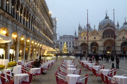 Christmas at Piazza San Marco