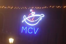 Merry Christmas Venice? I love Santa's gondola!