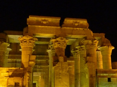 The Temple of Luxor