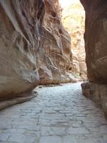Approaching Petra...