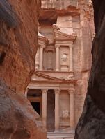 The Treasury Building, Petra