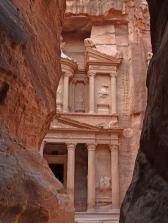The Treasury Building, Petra