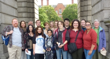 Dublin, 2012
