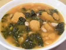 Pumpkin Soup at La Zucca