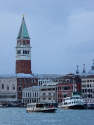 The Campanile at San Marco