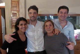"Barbara, Daniele, ""Mamma"" and Enrico: the crew behind Trattoria Monti"