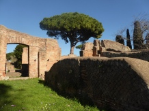 A gorgeous day in Ostia