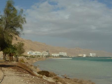 Ein Bokek and the Dead Sea