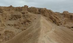 The Roman Ramp, Masada