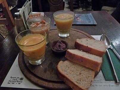 Soup Sampler