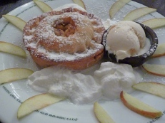 Apple Pie Israeli-Style