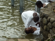 Baptism in the Jordan