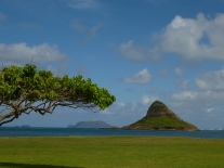 Chinaman's Hat, Windward Oahu