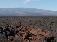 Mauna Loa from the Saddle Road