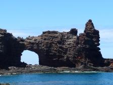 The Lanai coast