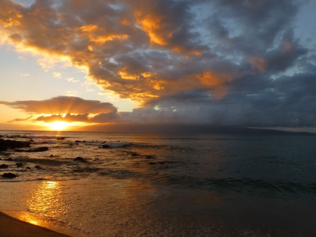Maui in shades of Gold