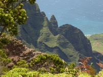 The Na Pali Coast