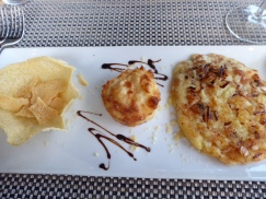 Frico, three ways