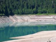 The Lake at Sauris, Italy