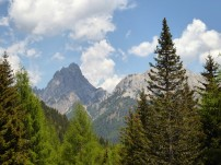 Dolomiti Range