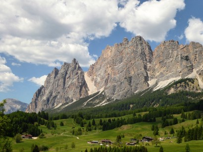 Like no other place on earth... the Dolomiti