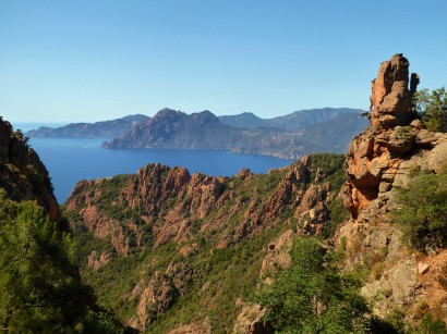 The Calanques of Piana