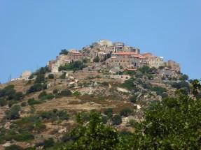 The hilltop village of Sant'Antonio