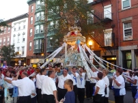 Saint Anthony's Feast in Boston's Italian North End