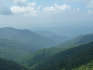 The Great Smoky Mountains of Tennessee and North Carolina