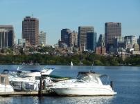 The Charles River, Boston