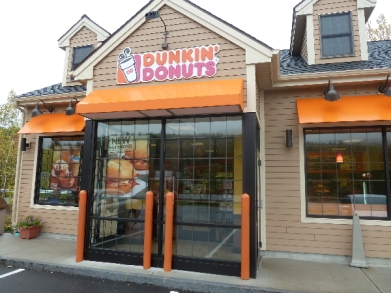 Dunkin' Donuts - A New England Tradition